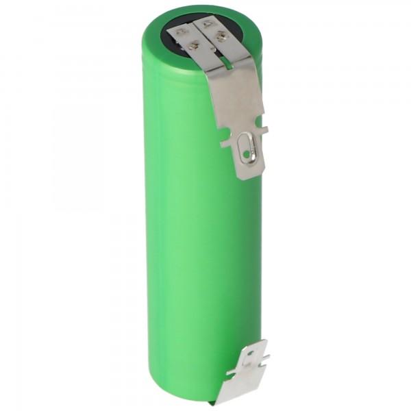 Replica-batterij geschikt voor de Bosch Ciso-batterij Maximaal 3,6 tot 3,7 volt capaciteit. 2200mAh