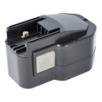 AEG BESTE 12X oplaadbare batterij van AccuCell 12V, 2.0Ah