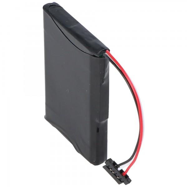 AccuCell-batterij geschikt voor Medion MD95243, PNA150, BP-LP1230