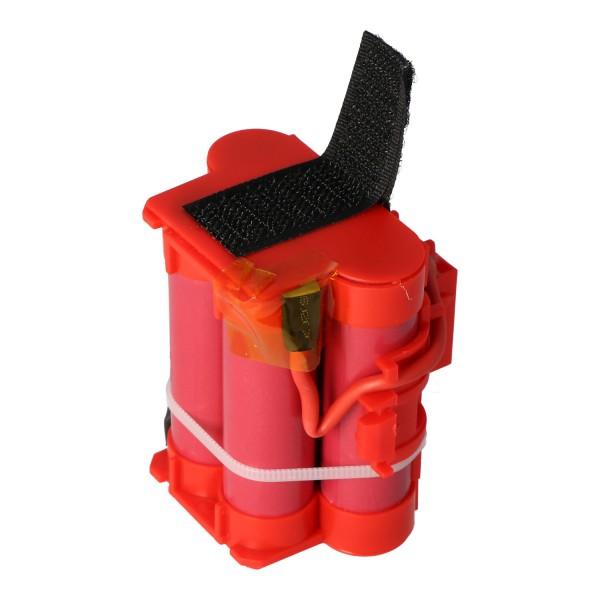 2500 mAh batterij geschikt voor de Gardena 574 47 68-01 batterij R40Li, R45Li, R70Li, R80Li, Automower 105, 305, 308