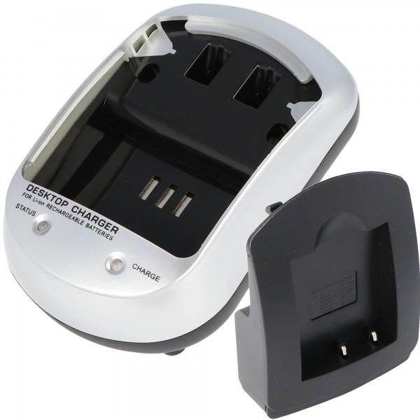 Snellader geschikt voor Medion Traveler DC-8300 batterij DP8300