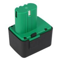 Replica-batterij geschikt voor Gesipa Li-ion batterij 7210207 14,4 volt 1,3-1,5 Ah, geen originele Gesipa-batterij