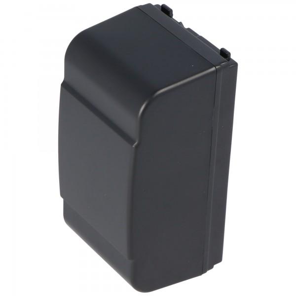 AccuCell-batterij geschikt voor Fisher FVC10, FVCP10, 4000mAh