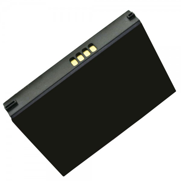 AccuCell-batterij geschikt voor Asus MyPal A632, SBP-03, A632N, A636