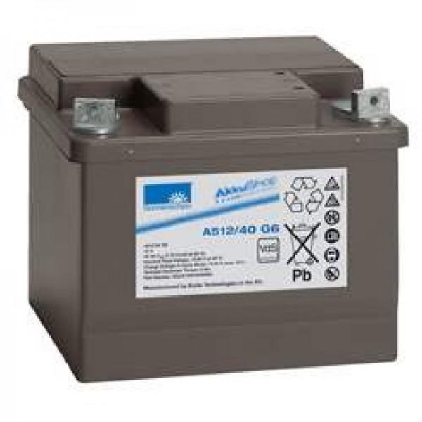 Sonnenschein Dryfit A512 / 40G6 loodbatterij, VDS G191015