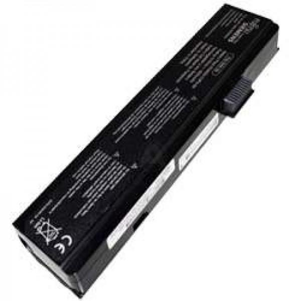 AccuCell-batterij geschikt voor Fujitsu Siemens Amilo PA1510