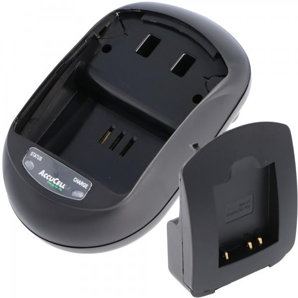 AccuCell-lader geschikt voor batterij 02491-0066-00, DS5370