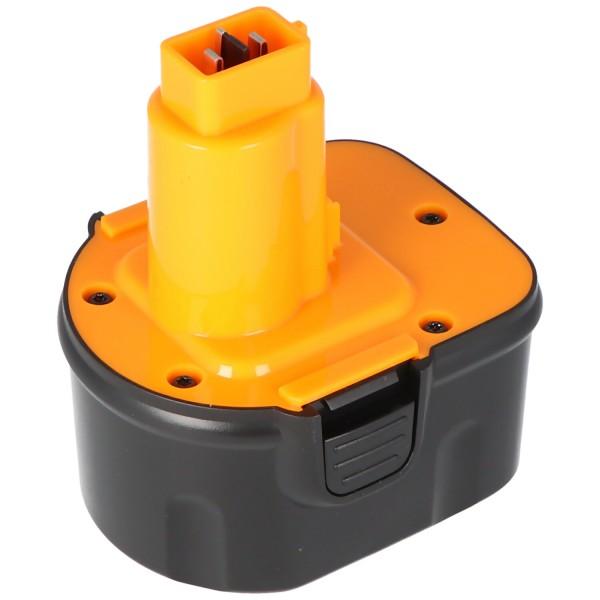 Black & Decker DW9061, DW9062, PS120 replica-batterij van AccuCell