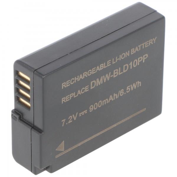 Accu geschikt voor Panasonic DMW-BLD10 E, Lumix DMC-GF2