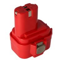 Batterij geschikt voor Makita 9120, 9122, 9134, 9135 NiMH 2.0Ah