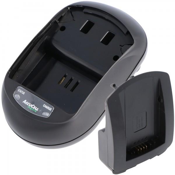 AccuCell snellader geschikt voor Panasonic DMW-BM7