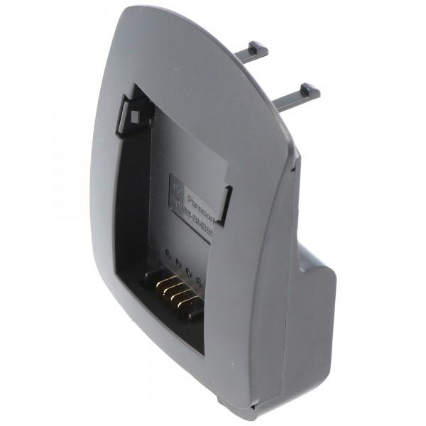 AccuCell laadstation geschikt voor Panasonic DMW-BMB9E, DMC-FZ40