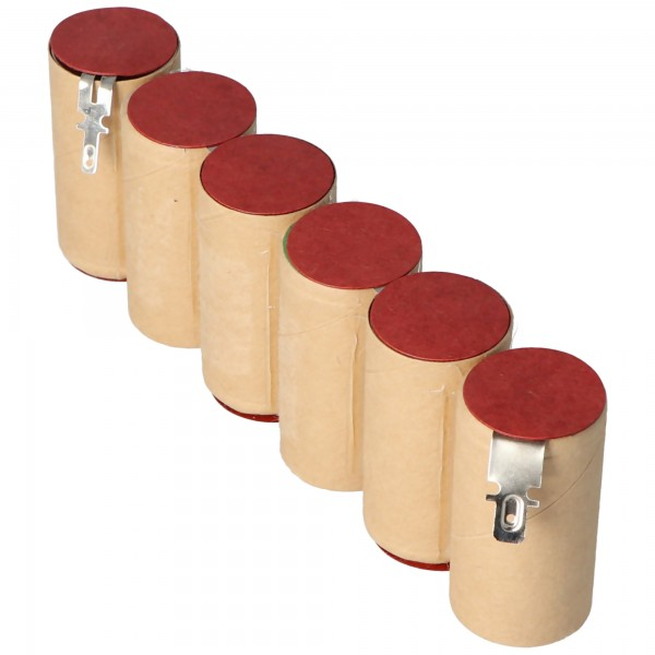 Accu geschikt voor Gardena ACCU 90, ACCU90 batterij NiMH Accu90, Gardena 8804, 8804-20