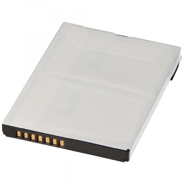 Compatibel met AccuCell-batterij voor HP iPAQ HX4000, HX4700, 1800m