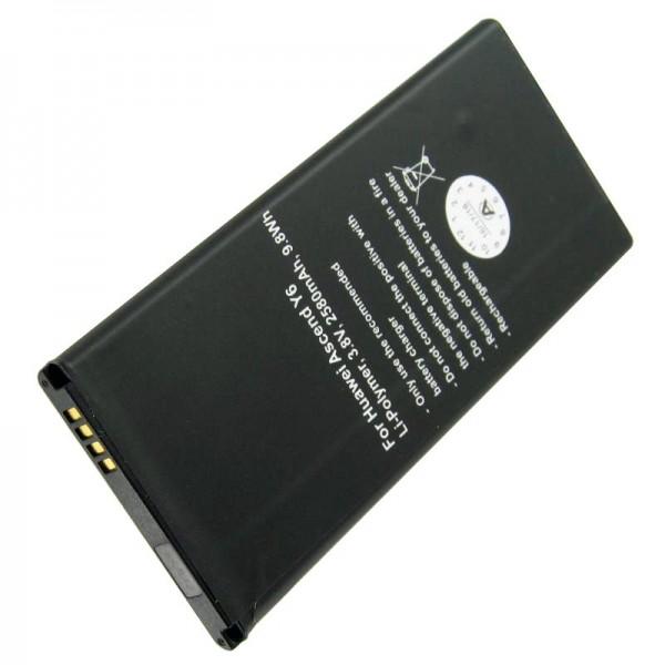 Accu geschikt voor Huawei Ascend Y6, Honor 4A batterij HB4342A1RBC
