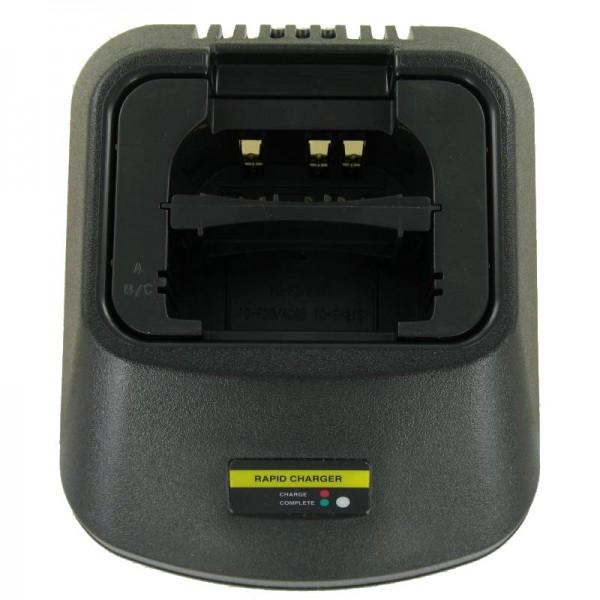 Lader geschikt voor de Icom IC-A6 batterij voor radio