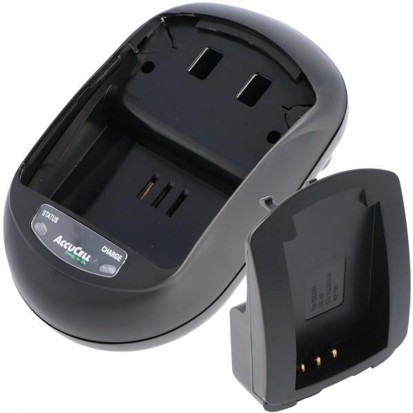 AccuCell-lader geschikt voor Kyocera BP-1500S, BP-1500