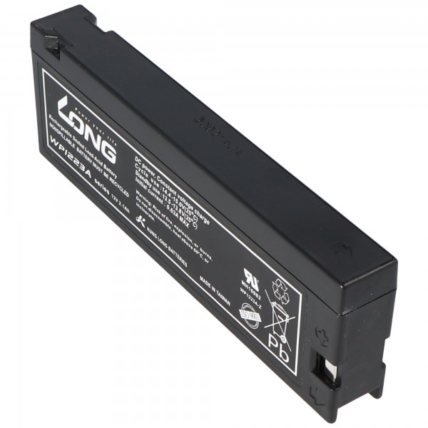 AccuCell-batterij geschikt voor JVC GS-1000, SCN2423A, SCN2500A, SCN2395A