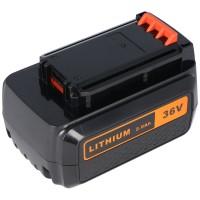 Accu geschikt voor Black & Decker BL2036, BL2036L, CLM3820L1 / L2, GLC3630L, GLC3630L / L20, GTC3655L, GTC3655L / L20, GWC3600L, GWC3600L / L20 36 volt...