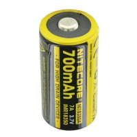 Nitecore 18350 Li-Ion IMR-batterij