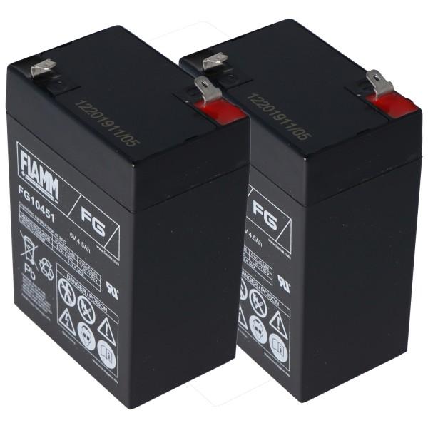 Batterij geschikt voor APC RBC1-batterij, APC Back-UPS, model BK200BI