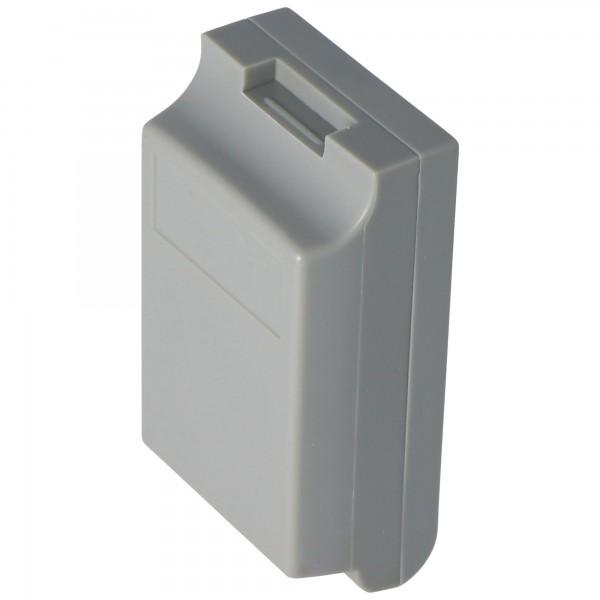 Accu geschikt voor de HÖFT & WESSEL HW19200 accu T26580 / 2, 3.6 volt 3800mAh
