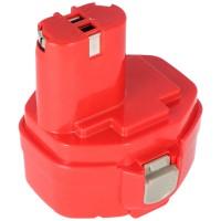 Batterij geschikt voor Makita 1420, 1422, 1433, 1434, 1435 14.4V 3.0Ah