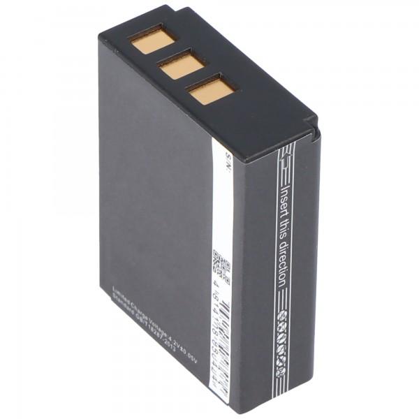 AccuCell-batterij geschikt voor Fujifilm NP-85, FinePix SL240, SL260