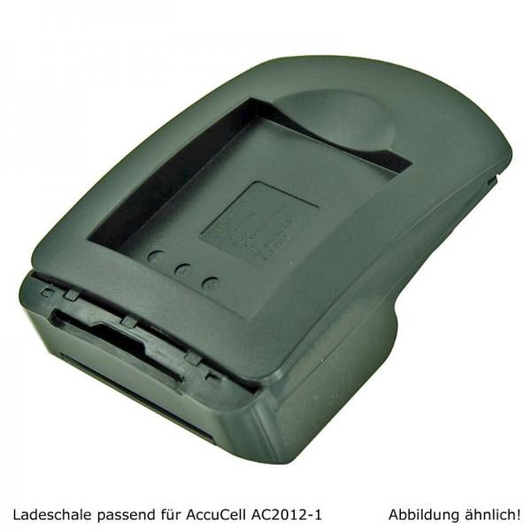 AccuCell-laadadapter geschikt voor Samsung BP-1030