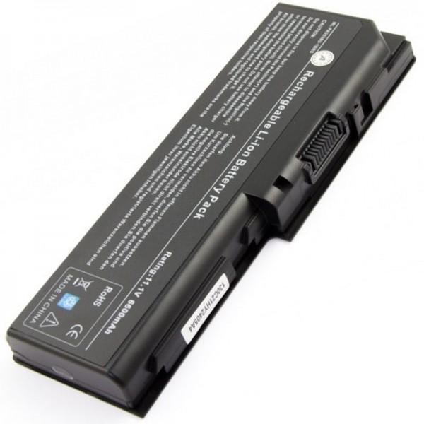 Batterij geschikt voor Toshiba Satellite P200 batterij P300 met 7800 mAh