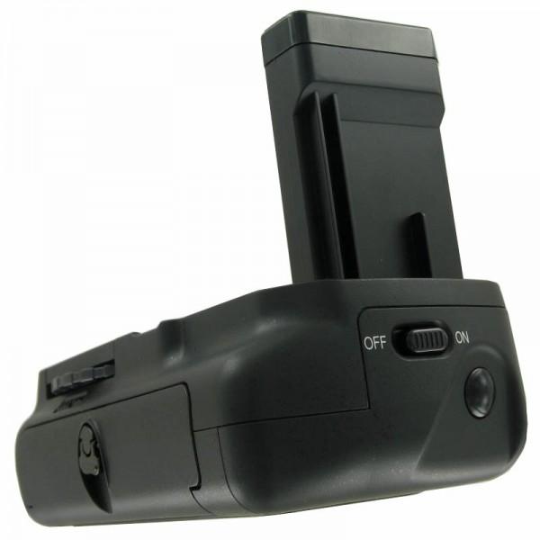 Batterijgrip geschikt voor de Nikon D3100, D3200, werking met 2 EN-EL14 batterijen