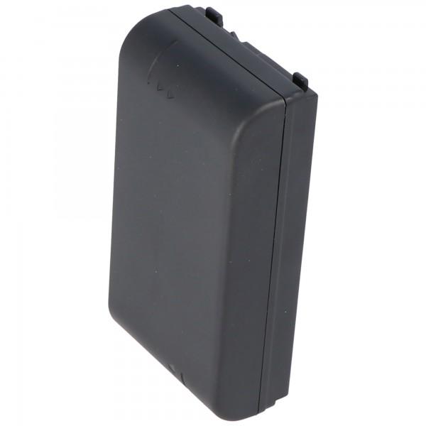 AccuCell-batterij geschikt voor Metz 9702, 97 .., 96211, 96320, 96371
