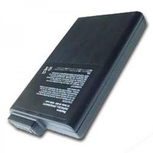 AccuCell-batterij geschikt voor Duracell DR36S (dump), 4000 mAh
