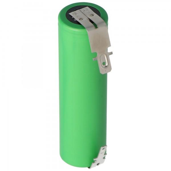 Batterijcel voor Bosch Ciso en anderen 3,7 V, Li-Ion, 2900 mAh