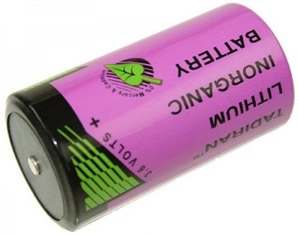 Tadiran SL-2780 / S lithiumbatterij 3,6 volt 19000 mAh type D