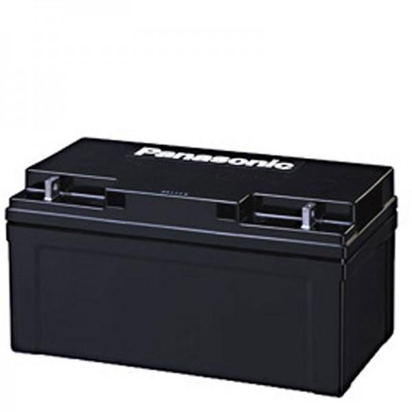 Panasonic LC-X1275P loodbatterij 12 volt 75 Ah