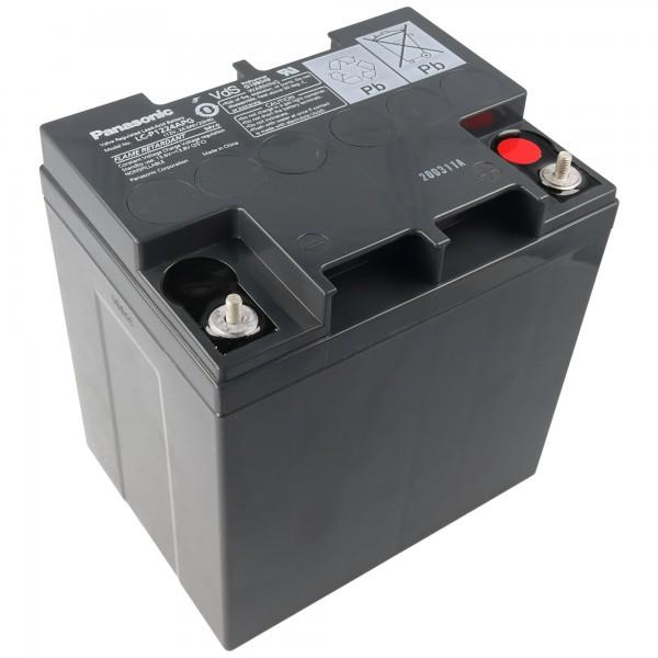 Panasonic lood-zuur batterij LC-X1224APG batterij 12 volt 24Ah