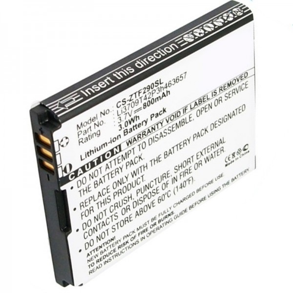 AT&T Z221 vervangende batterij van AccuCell