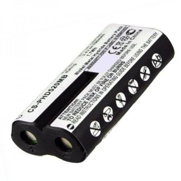 Philips Avent SCD520 NiMH oplaadbare batterij van AccuCell