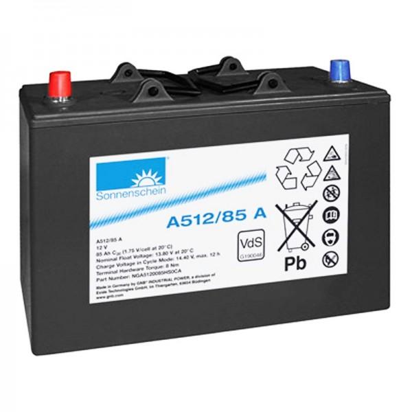 Exide Dryfit A512 / 85A 0889572200 batterij 12 volt 85Ah 330 x 171 x 213 mm
