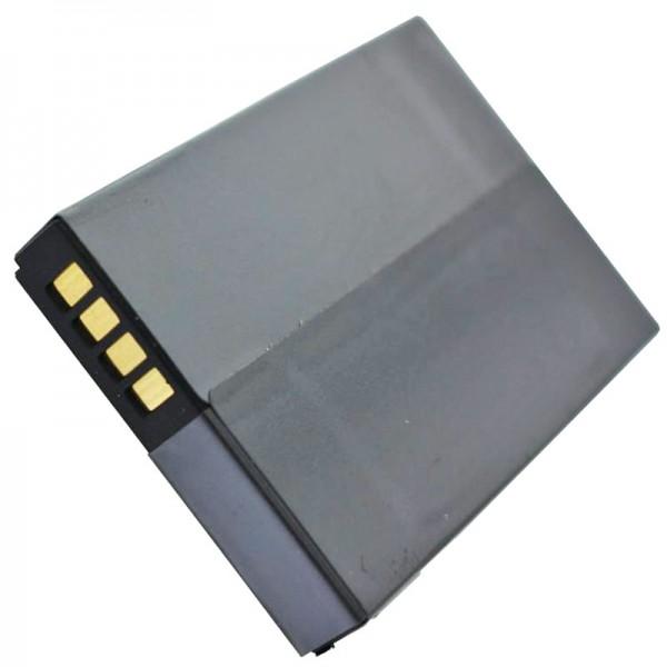 AccuCell-batterij geschikt voor Medion MD96700, P / N E3MT041202B12A