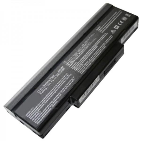 Batterij geschikt voor BTY-M66 batterij BTY-M67, BTY-M68, CBPIL44, CBPIL48, CBPIL72, CBPIL73 6600mAh