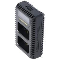 Nitecore USN1 USB-oplader voor Sony-camera's