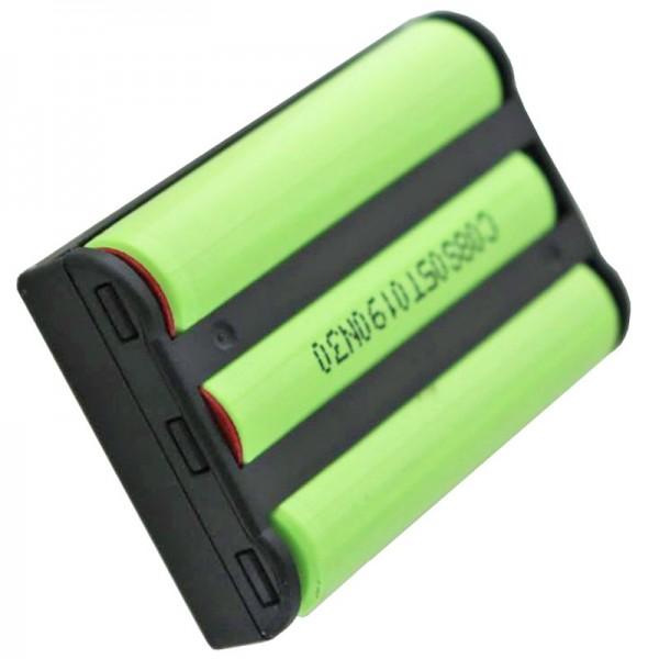 AccuCell-batterij geschikt voor Medion LT-9965 61434, Lifetec LT9965, LT9966