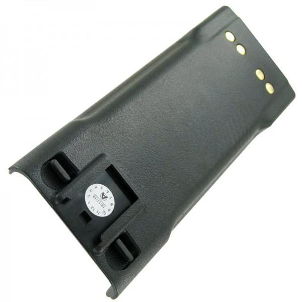 AccuCell-batterij geschikt voor Motorola GP900, NTN-7143 1800mAh NiMH