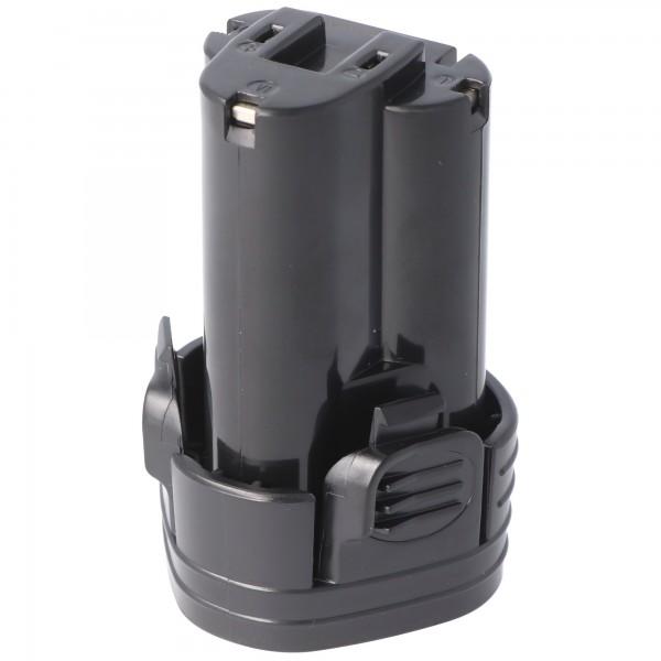Batterij geschikt voor de Makita BL1013 batterij 194550-6, 194551-4, 10.8V, 1.5Ah