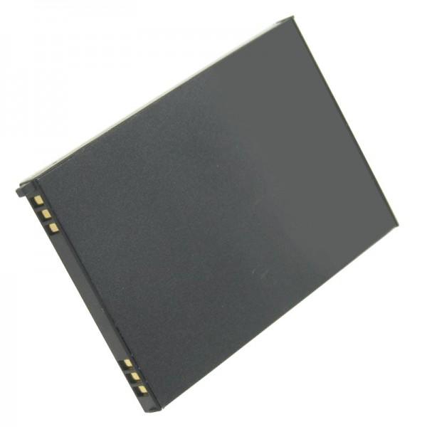 AccuCell-batterij geschikt voor Acer n310, BA-1405106 1000 mAh max. 3,7Wh