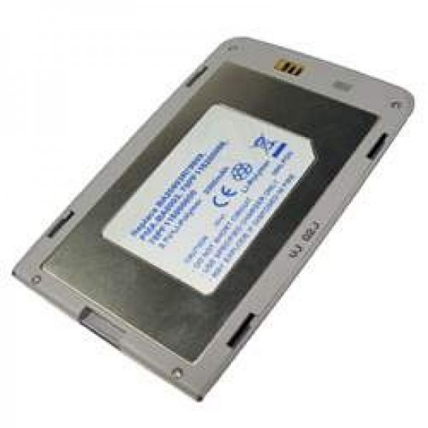 AccuCell-batterij geschikt voor Creative PMC-BA0003, 1200mAh