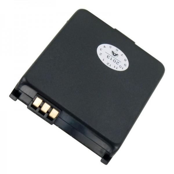 AccuCell-batterij geschikt voor Siemens C35, M35, S35, 1000mAh