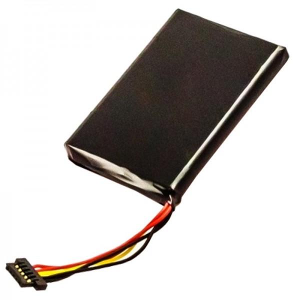 Batterij geschikt als vervangende batterij voor de TomTom Go 540, Go 540 Live-batterij AHL03711001, VF1